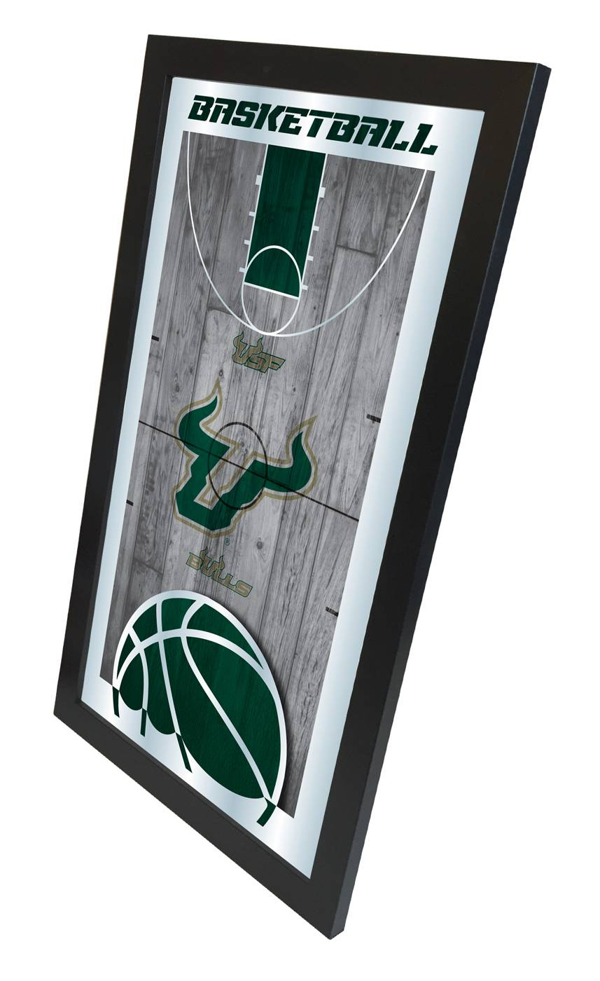South Florida Bulls Basketball Mirror