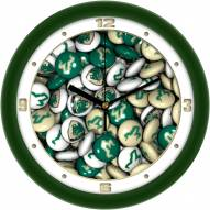 South Florida Bulls Candy Wall Clock