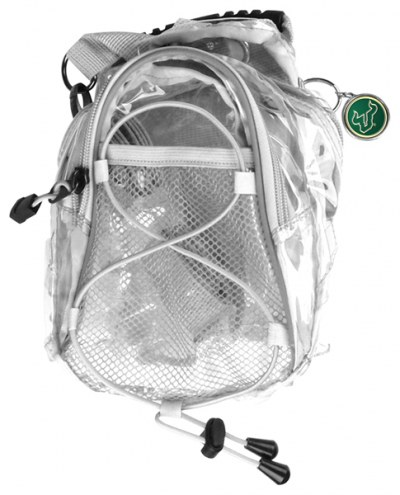 South Florida Bulls Clear Event Day Pack
