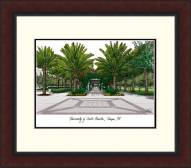 South Florida Bulls Legacy Alumnus Framed Lithograph