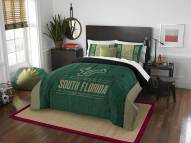 South Florida Bulls Modern Take Full/Queen Comforter Set