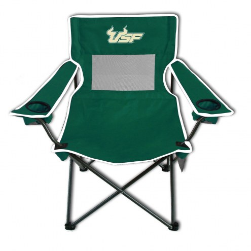 South Florida Bulls Monster Mesh Tailgate Chair