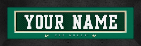 South Florida Bulls Personalized Stitched Jersey Print