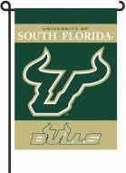 South Florida Bulls Premium 2-Sided Garden Flag