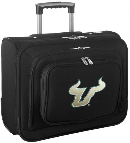 South Florida Bulls Rolling Laptop Overnighter Bag