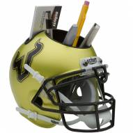 South Florida Bulls Schutt Football Helmet Desk Caddy