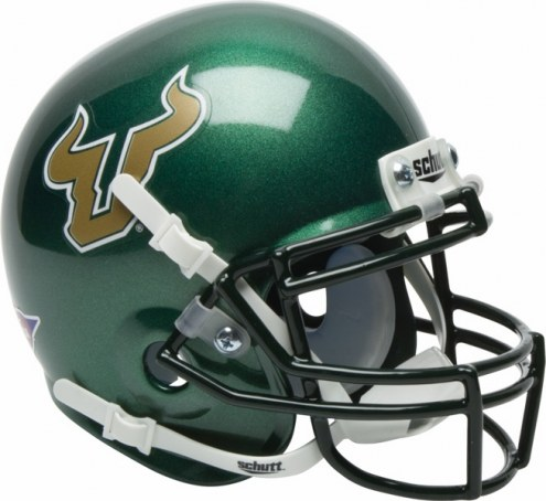 South Florida Bulls Schutt XP Collectible Full Size Football Helmet