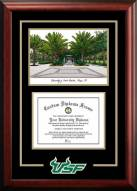 South Florida Bulls Spirit Graduate Diploma Frame