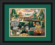 South Florida Bulls Tailgate Framed Print