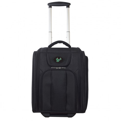 South Florida Bulls Wheeled Business Tote Laptop Bag