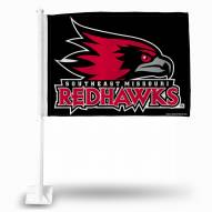 Southeast Missouri State Redhawks Car Flag