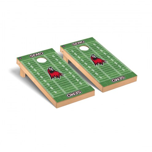 Southeast Missouri State Redhawks Football Field Cornhole Game Set