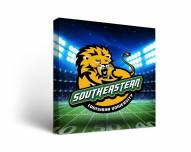 Southeastern Louisiana Lions Stadium Canvas Wall Art