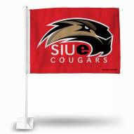 Southern Illinois Edwardsville Cougars College Car Flag