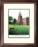 Southern Illinois Salukis Alumnus Framed Lithograph