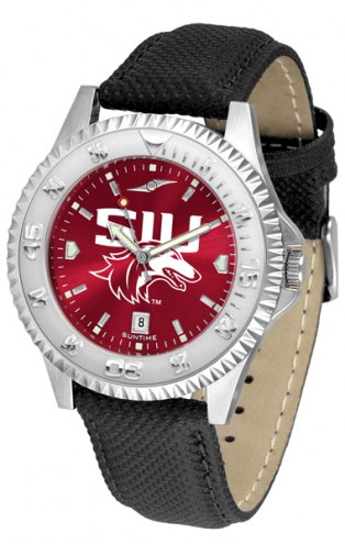 Southern Illinois Salukis Competitor AnoChrome Men's Watch