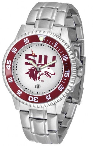 Southern Illinois Salukis Competitor Steel Men's Watch