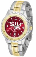 Southern Illinois Salukis Competitor Two-Tone AnoChrome Men's Watch