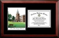 Southern Illinois Salukis Diplomate Diploma Frame