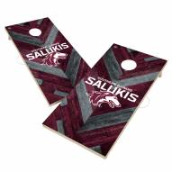 Southern Illinois Salukis Herringbone Cornhole Game Set