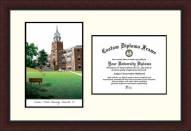 Southern Illinois Salukis Legacy Scholar Diploma Frame
