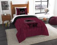 Southern Illinois Salukis Modern Take Twin Comforter Set