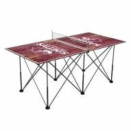 Southern Illinois Salukis Pop Up 6' Ping Pong Table