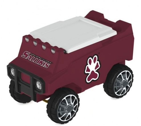 Southern Illinois Salukis Remote Control Rover Cooler