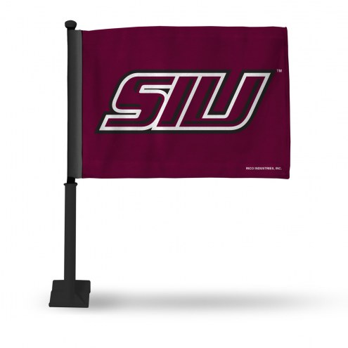 Southern Illinois Salukis Car Flag