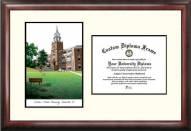 Southern Illinois Salukis Scholar Diploma Frame
