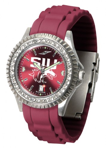 Southern Illinois Salukis Sparkle Women's Watch