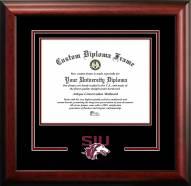 Southern Illinois Salukis Spirit Diploma Frame