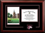 Southern Illinois Salukis Spirit Graduate Diploma Frame