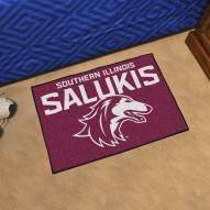 Southern Illinois Salukis Starter Rug