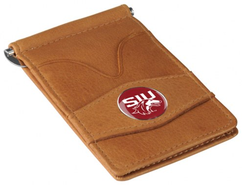 Southern Illinois Salukis Tan Player's Wallet