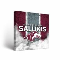 Southern Illinois Salukis Vintage Canvas Wall Art