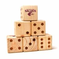 Southern Illinois Salukis Yard Dice