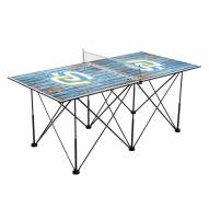 Southern Jaguars Pop Up 6' Ping Pong Table