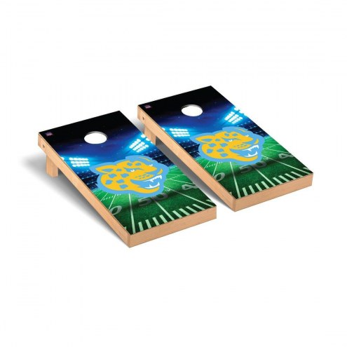 Southern Jaguars Stadium Cornhole Game Set