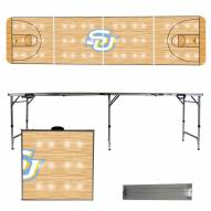 Southern Jaguars Victory Folding Tailgate Table