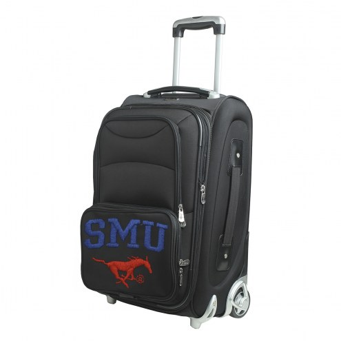 """Southern Methodist Mustangs 21"""" Carry-On Luggage"""