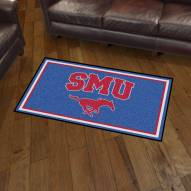 Southern Methodist Mustangs 3' x 5' Area Rug