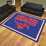 Southern Methodist Mustangs 8' x 10' Area Rug