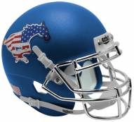 Southern Methodist Mustangs Alternate 2 Schutt XP Collectible Full Size Football Helmet