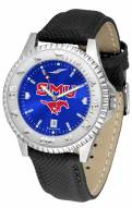 Southern Methodist Mustangs Competitor AnoChrome Men's Watch