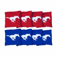 Southern Methodist Mustangs Cornhole Bag Set
