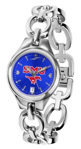 Southern Methodist Mustangs Eclipse AnoChrome Women's Watch