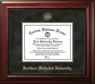 Southern Methodist Mustangs Executive Diploma Frame