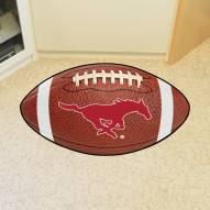 Southern Methodist Mustangs Football Floor Mat