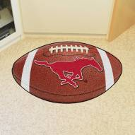Southern Methodist Mustangs Football Floor Mat